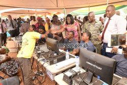 Free NHIS registration In Ashanti