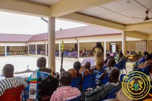 Four-Day Community Dialogue in Atiwa  East & West Districts - Eastern Region