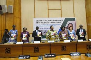 Launch Of Multi-Dimensional Child Poverty Report-2